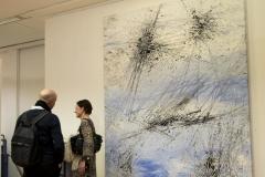 Daniela Herbst und Jan Heartmann stellen in der BBK Galerie Frankfurt aus